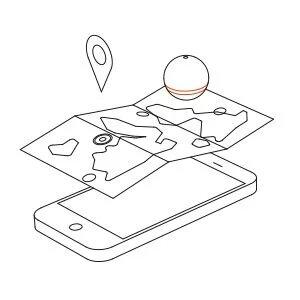 Составляйте карту любой локации